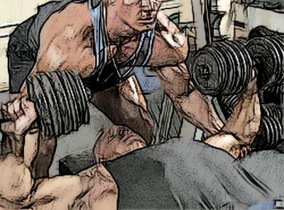 Как накачать верх грудных мышц