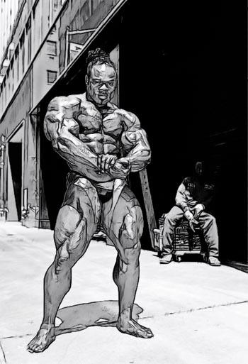 Питание для набора мышечной массы и силы.