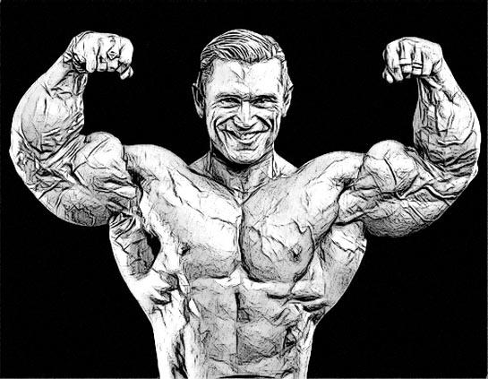креатин моногидрад для роста силы и мышц