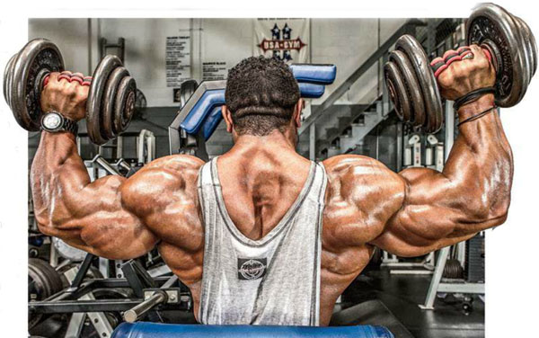 как сохранить мышцы на сушке