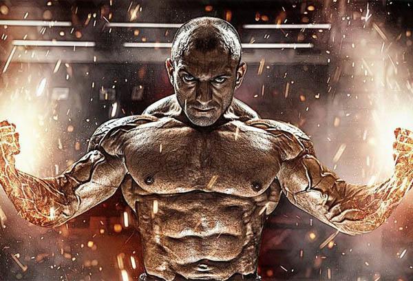 Денис Борисов про набор мышечной массы
