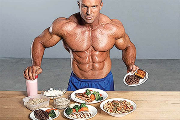для набора мышечной массы