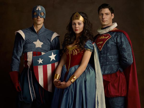 американские герои