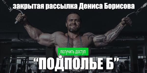 """""""Подполье Б"""" Денис Борисов"""